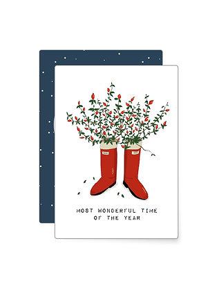 Wonderful time | Minikarte