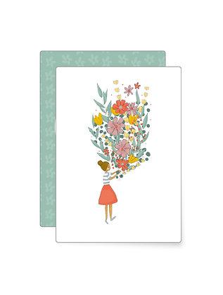 Flowers | Minikarte