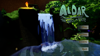 Aldar Title Screen