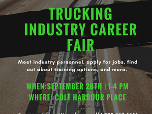 Commercial Safety College - Trucking Industry Career Fair