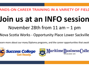 Success College - Info Session