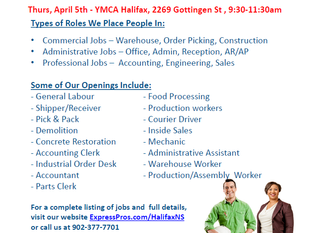 Express Employment Professionals - Job Fair