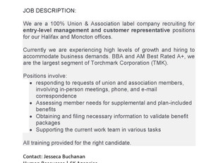 SK Agencies - Entry-Level Management and Customer Representative Positions