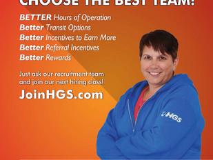 HGS - Inbound Customer Service Reps