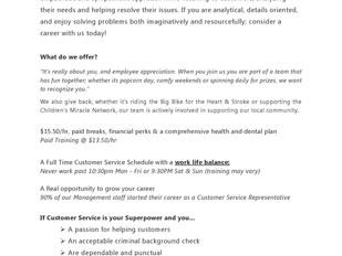 HGS Canada Inc. -  Customer Service Representatives
