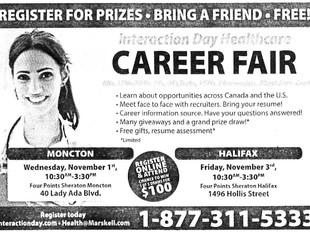 Health Industry Job Fair