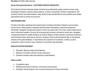Concentrix Job Fair