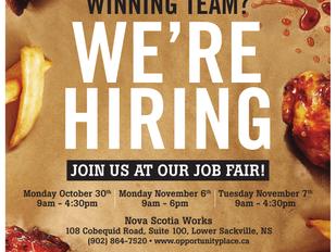 St. Louis Bar & Grill - Job Fair