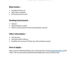 Rick's Pallet Recycling Inc. – Pallet Fixer