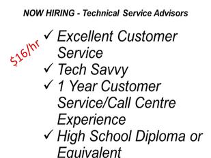 Concentrix - Technical Service Advisors