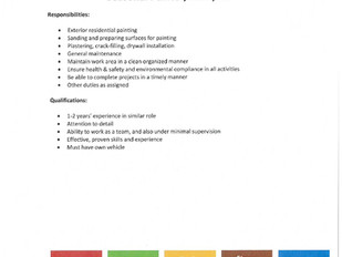 Killam Apartment Reit - Seasonal Painter