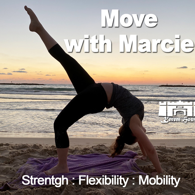 Move with Marcie 8.8.21