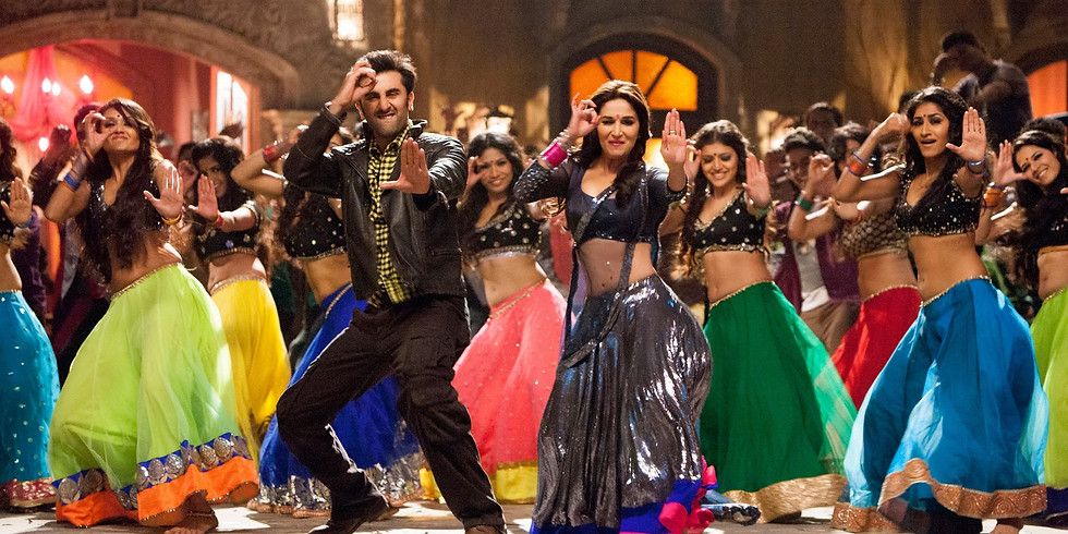 Bollywood Night - Indian food and film 18.9.19
