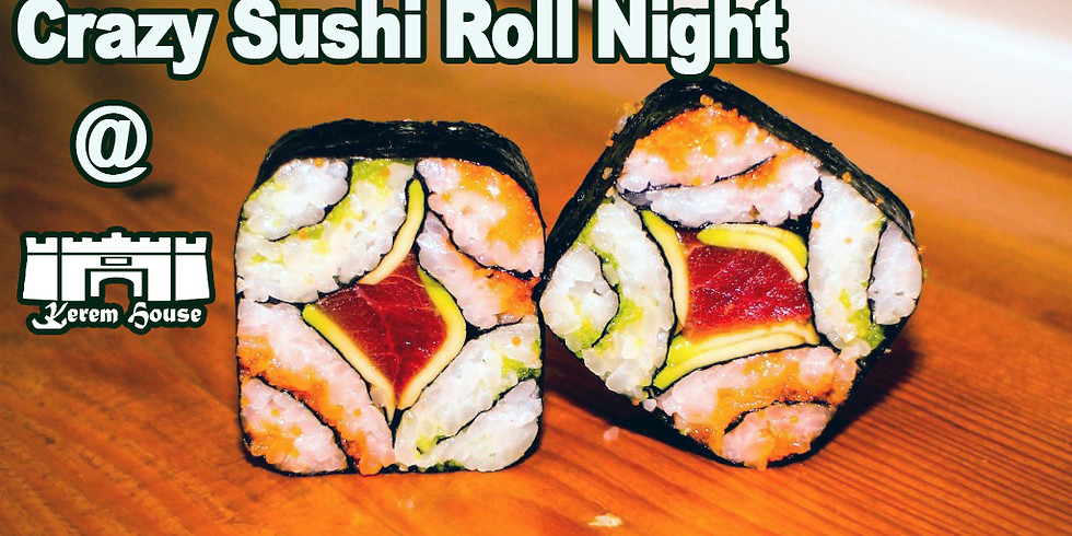 Sushi Making Night