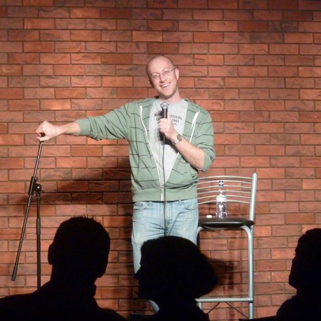 Benji Lovitt Comedian