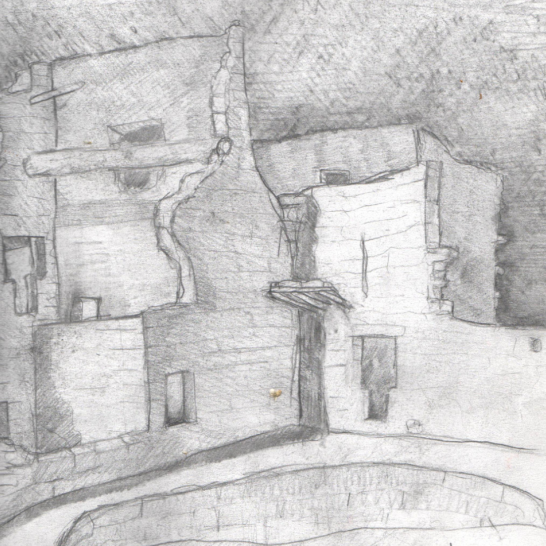 Art Mesa Verde