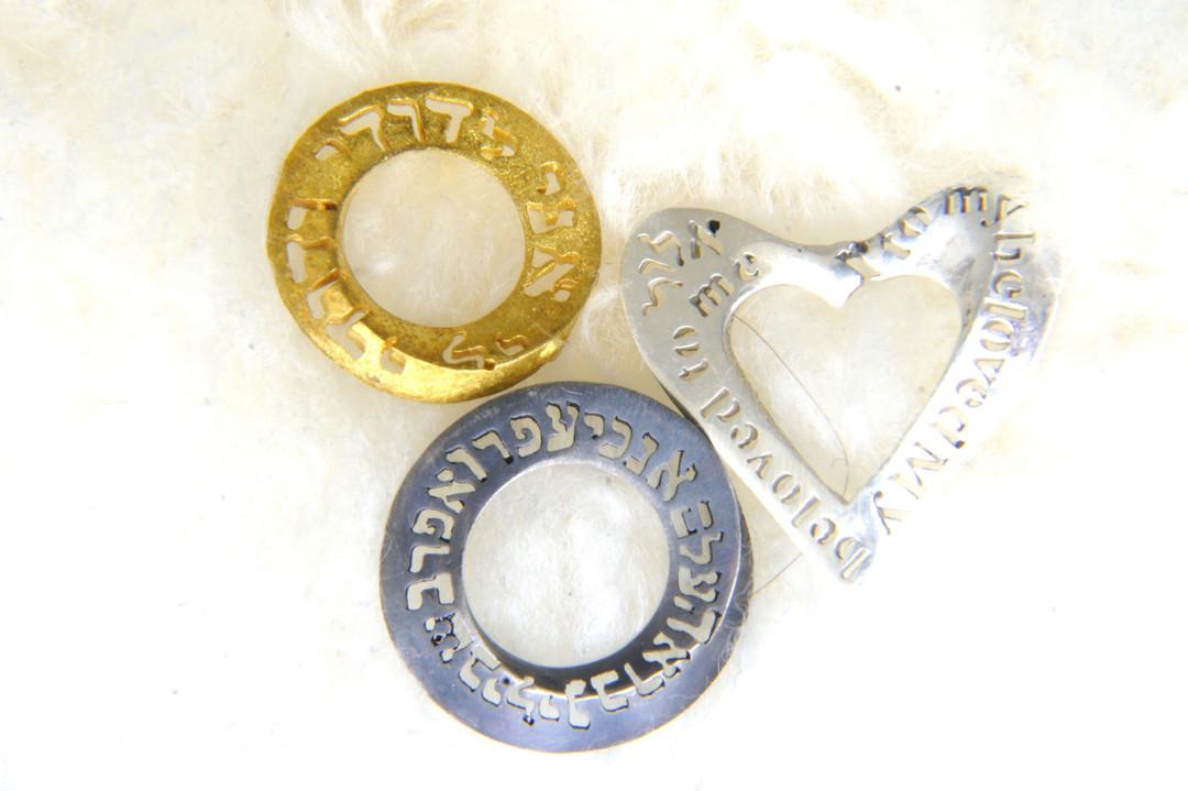 Jewelry Kaballah Pendants