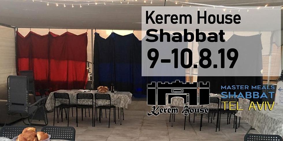 Kerem House Shabbat (1)