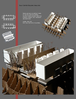 Architecture Salk Center Analysis