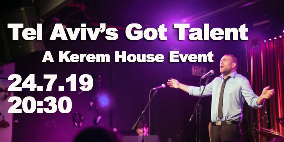 Tel Aviv's Got Talent