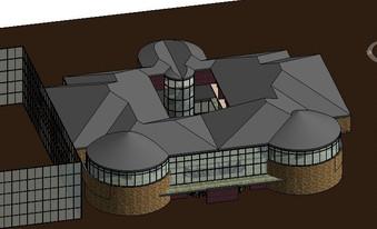 Architecture School Block