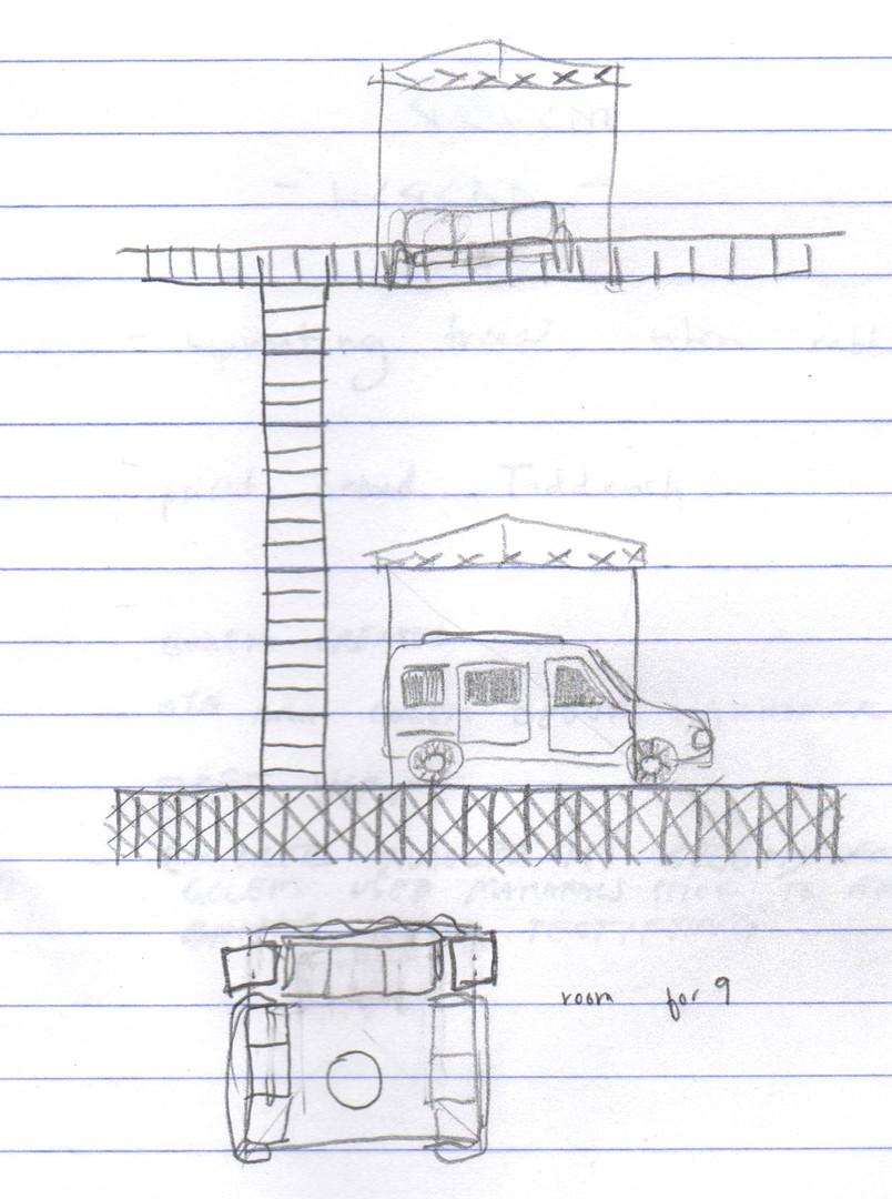 Transportation Van 04