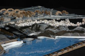 Urban Planning Texture Analysis Model Mi