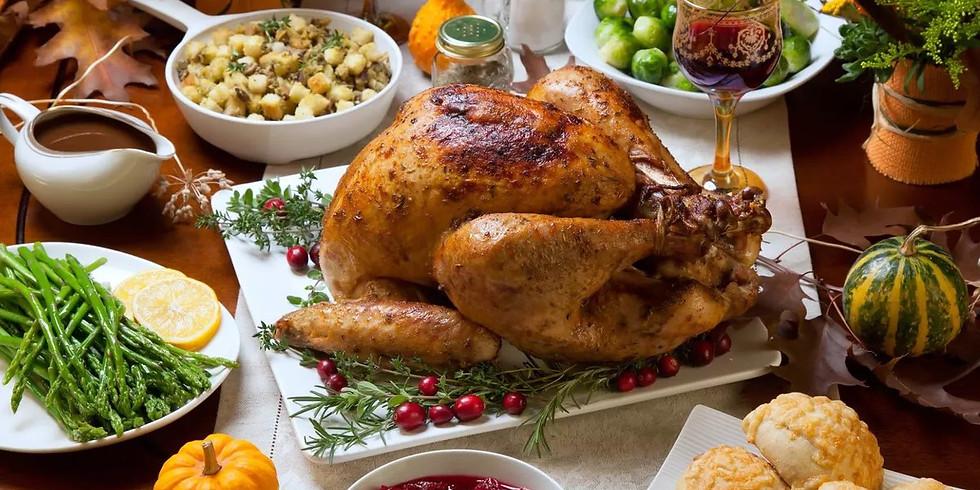 Kerem House Thanksgiving 2019