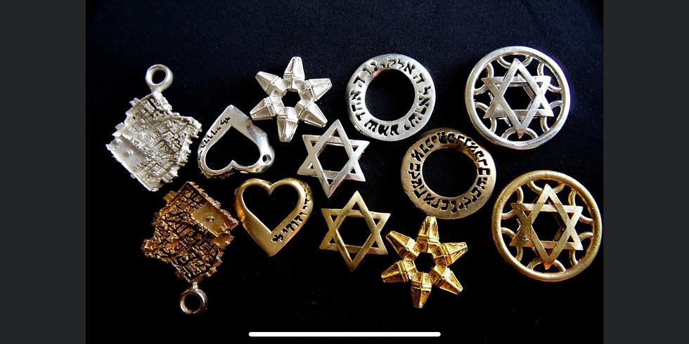 3D printing jewelry workshop