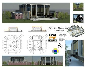 Architecture Workshop Museum