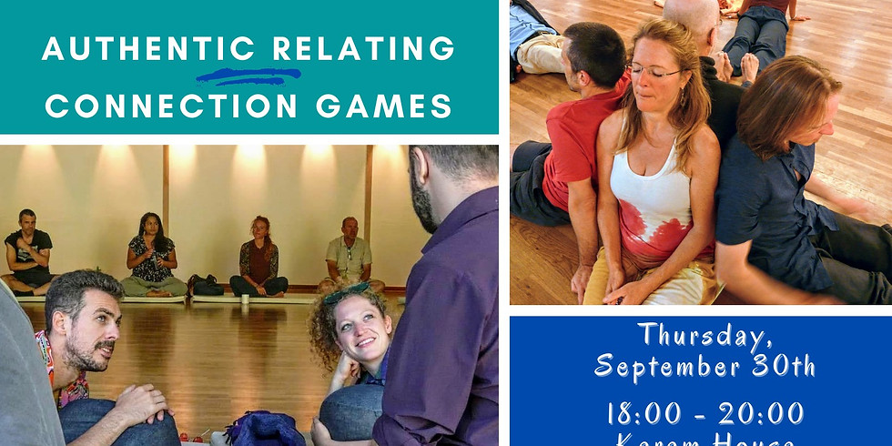 Authentic relating - Games for connection