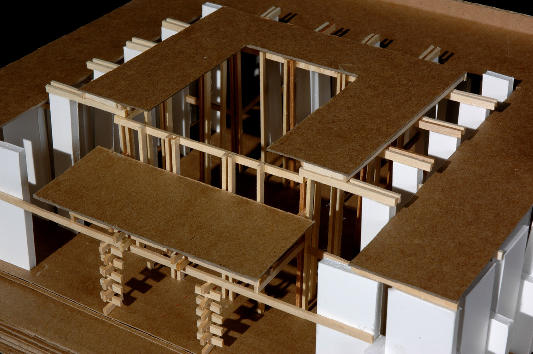 Architecture Market Model 04