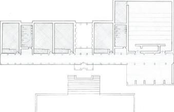 Architecture Center Plan