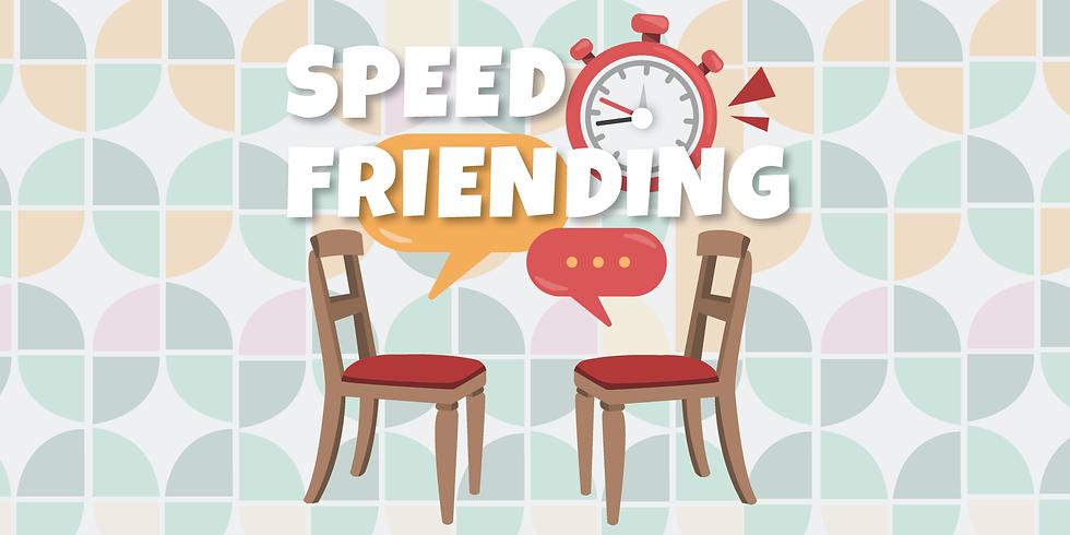 Speed Friending! Dec 2019