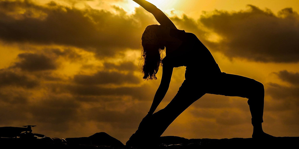 Sunset Yoga Flow with Guest Teacher Ayo