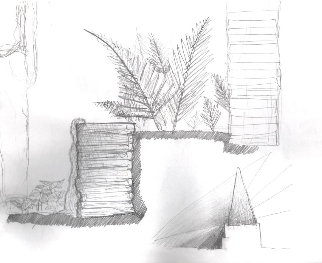Landscape Garden Section 03