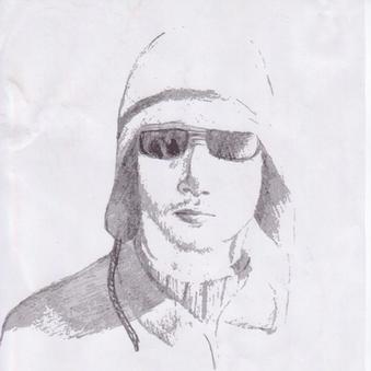 Art Self Portrait 2007