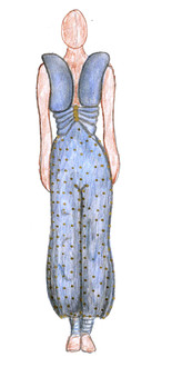 Fashion Genie Outfit