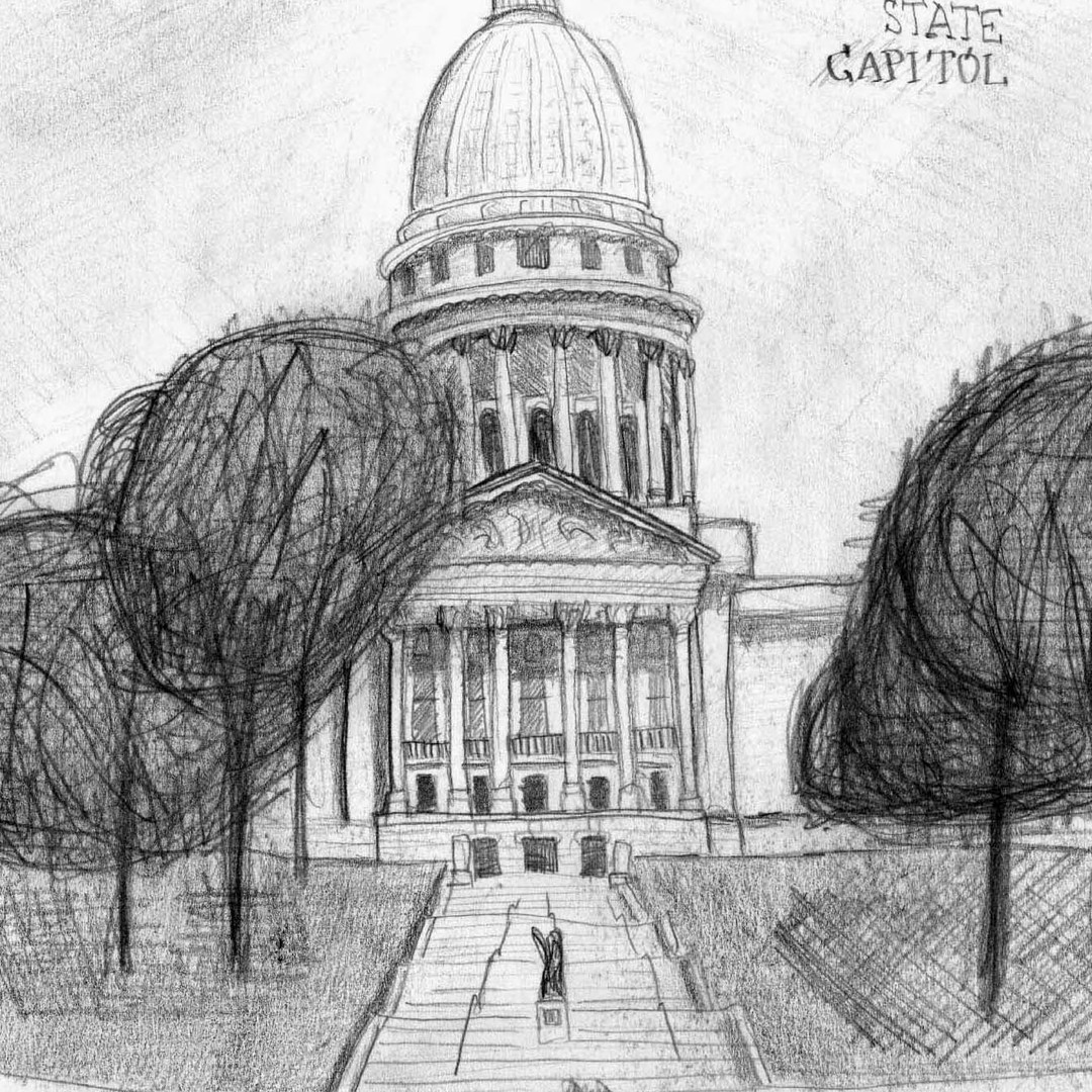 Art Wisconsin Madison Capital