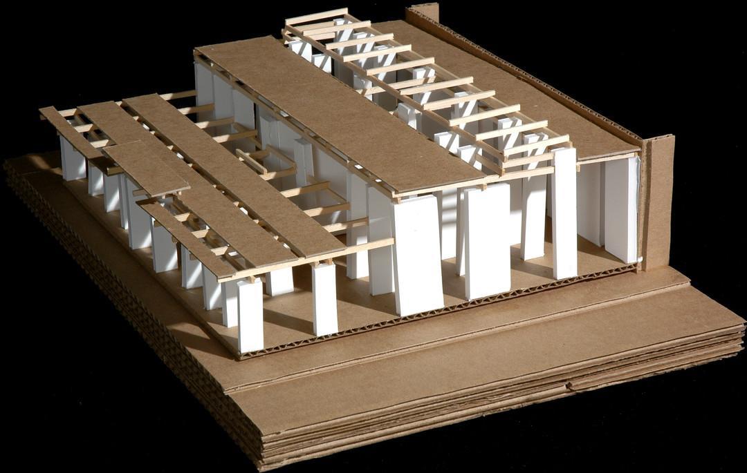 Architecture Market Model 02