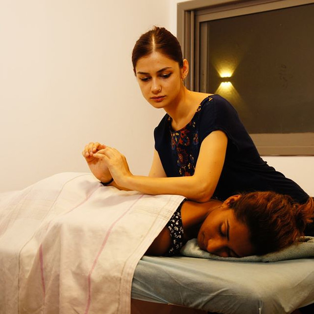 Tiferet Therapuetic Massage