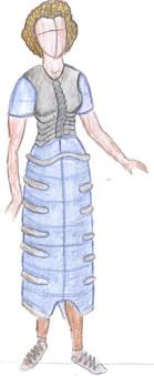 Fashion Corset Dress