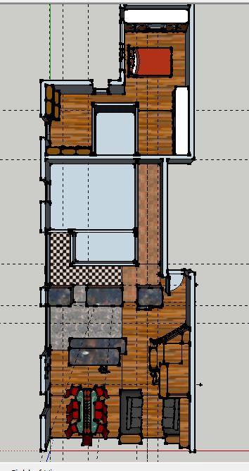Interior Design House Plan