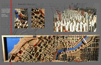 Urban Planning District Model