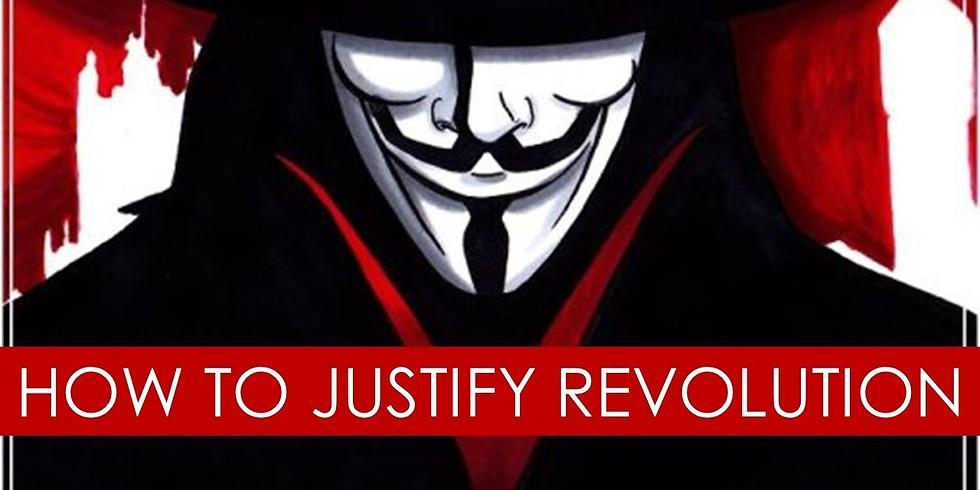 V For Vendetta Screening