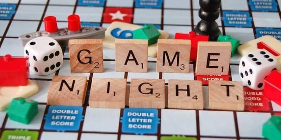 Board Game Night 8.9.19
