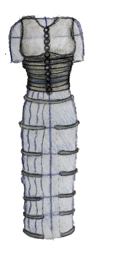 Fashion Corset Concept