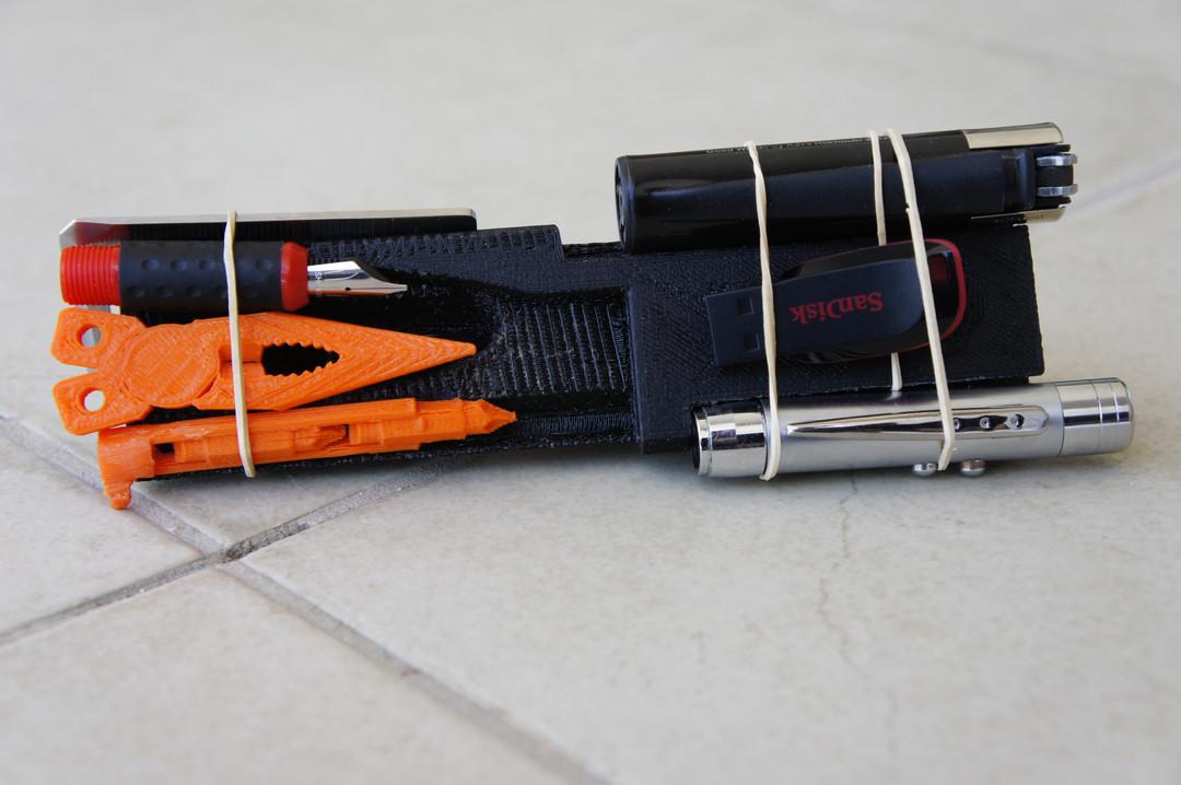 PocketSquid Prototype 01