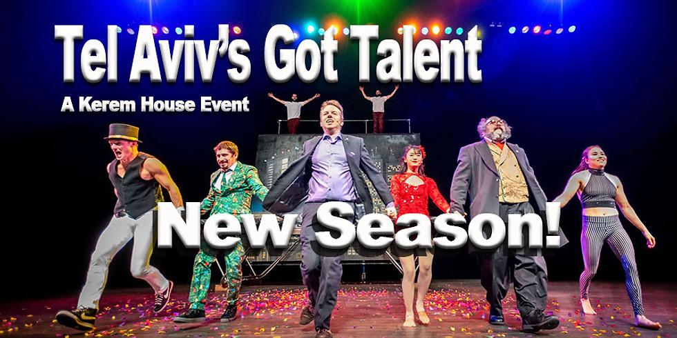 Tel Aviv's Got Talent New Season 2020