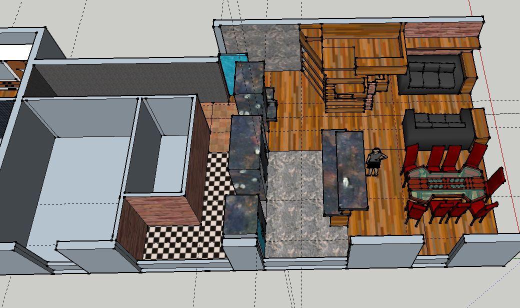 Interior Design House View